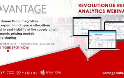 Webinar Sign Up: Revolutionize Retail Analytics
