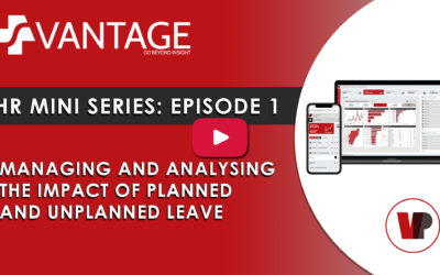 HR Mini Series: Episode 1 | Managing And Analysing The Impact Of Unplanned And Planned Leave