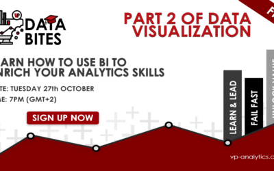 Data Bites: Data Visualisation Part 2